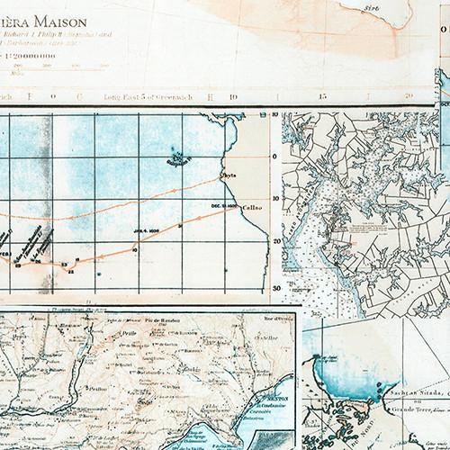 Обои арт. 18270 коллекции Riviera Maison