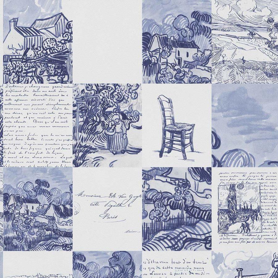 Обои арт. 220031 коллекции Van Gogh 2