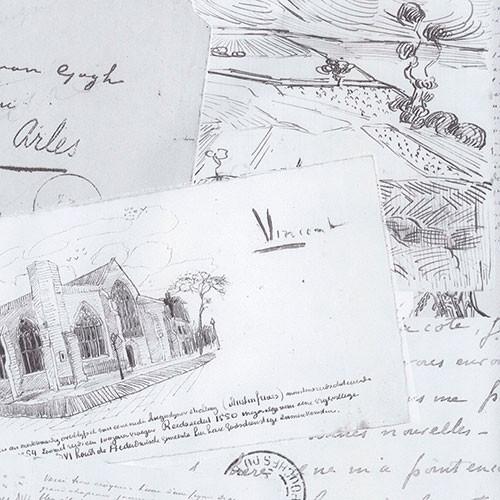 Обои арт. 17201 коллекции Van Gogh