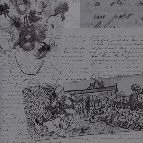 Обои арт. 17202 коллекции Van Gogh