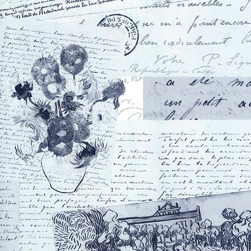 Обои арт. 17203 коллекции Van Gogh