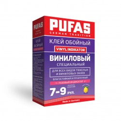 11092/225 Pufas Клей виниловый специальный 225 гр.