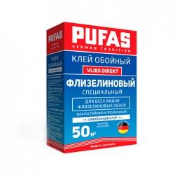 12092/325 Pufas Клей флизелиновый специальный 50 м2 325 гр.