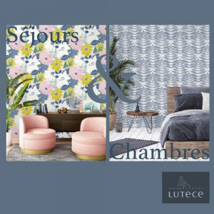 Обои Sejours and Chambres (Lutece)