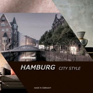 Обои Hamburg City Style (Marburg)