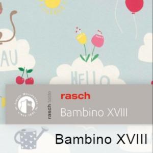 Обои Bambino 18 (Rasch)